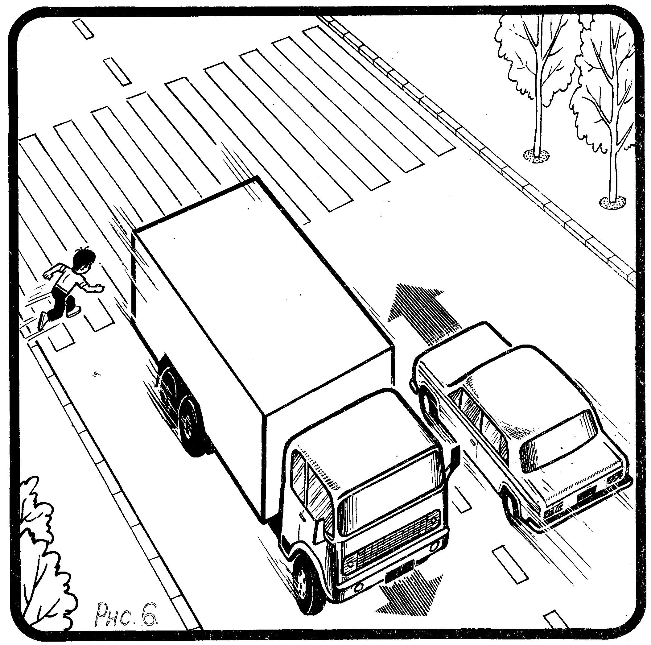 Основы безопасного вождения автомобиля